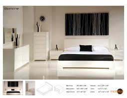 White High Gloss Bedroom Furniture Bed Feminine Bedroom Ideas
