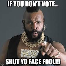 Voting Memes - election canada edtech hacker