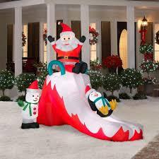 garden diy christmas lawn decorations cute christmas lawn