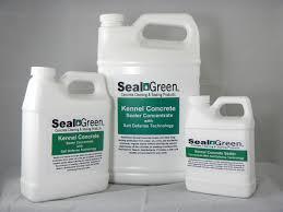 kennel concrete floor sealer with salt defense technology