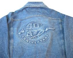 ford mustang jacket ford mustang jacket 40th anniversary