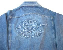 mustang shirts and jackets ford mustang jacket 40th anniversary