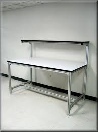 rdm aluminum extrusion tables with adjustable height model a
