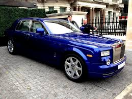 roll royce steelers deep royal blue rolls royce phantom luxury u0026 sports cars