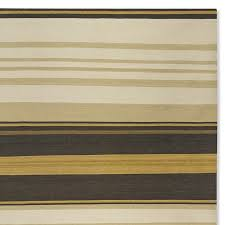 Yellow Flat Weave Rug Ithaca Stripe Flatweave Rug Williams Sonoma