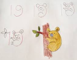 10 cool ways to turn numbers into adorable animal doodles poplr