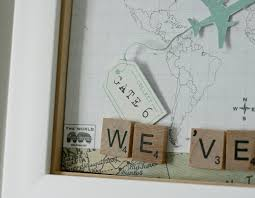 Personalised World Map Pinboard by Diy Framed Pin Board World Map Daisychains U0026 Dreamers