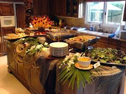 Table Buffet Decorations by 58 Best Buffet Tablescapes Images On Pinterest Buffet Ideas