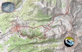 Colorado Topo Maps by Custom Topographic Maps Lake County Summit County Colorado