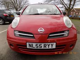 nissan micra 1 2 16v s 5d u2013 fort garage car sell