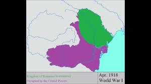 Map Of Romania History Of Romania Youtube