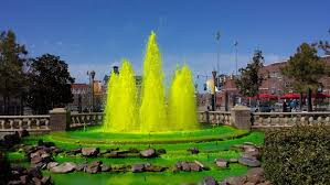 Okc Botanical Gardens by Myriad Botanical Gardens And Bricktown Oklahoma City Nerds On