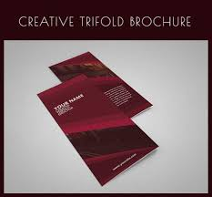 brochure 3 fold template psd 65 print ready brochure templates free psd indesign ai