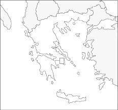 blank map of ancient greece map of greece printable printable maps