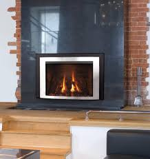 interior design long wall regency wood stove and wood burning