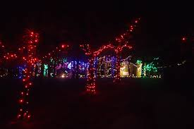 Oregon Garden Christmas Lights Casing Oregon December 2016