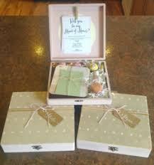 bridesmaid boxes diy will you be my bridesmaid box ingenue lagoon