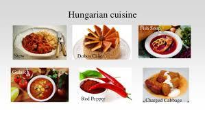 msa cuisine msa hungary country