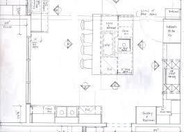 kitchen floorplan u shaped kitchen floor plans zauto club
