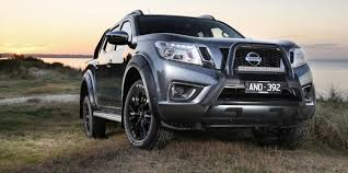 nissan black nissan navara n sport black edition arrives from 54 490 photos