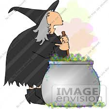 free halloween clipart witch cauldron witch stirring her potion clipart 13089 by djart royalty free