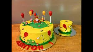 winnie the pooh cakes winnie the pooh cake