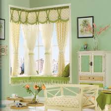 country floral patterns cheap cute curtains no valance