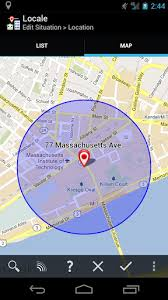 android geofence locale a location aware artificial intelligence for android