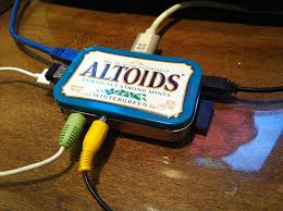how to make a raspberry pi case from an altoids tin recipe