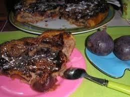 cuisiner figues fraiches tarte légère aux figues fraîches recette iterroir