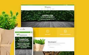 theme wordpress agriculture gardening wordpress theme