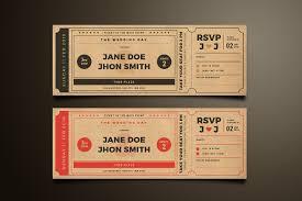 Boarding Pass Wedding Invitation Card Boarding Pass Wedding Invitation Invitation Templates Creative