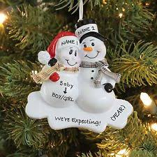 we re expecting baby family of 2 personalized tree