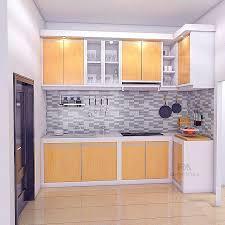 furniture kitchen set kitchen set minimalis terbaru dapur minimalis idaman