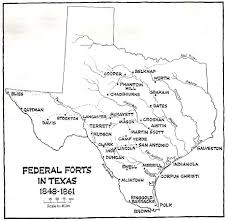 Fort Polk Louisiana Map by