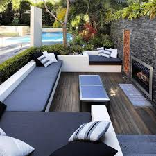 Garden Patio Design by 27 Contemporary Patio Outdoor Designs Decorating Ideas Design