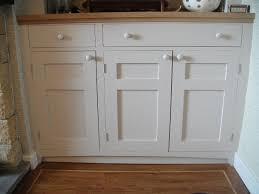 Unfinished Shaker Style Kitchen Cabinets by Shaker Style Painted Fitted Units With Workstation Reuben Kyte