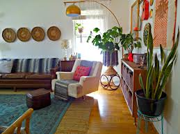 Living Room Tours - vintage bohemian spring home tour a designer at home