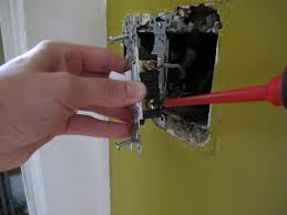 changing a light switch tos diy