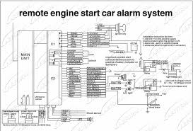 car alarm system diagram with security wiring gooddy org