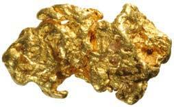 different types of gold