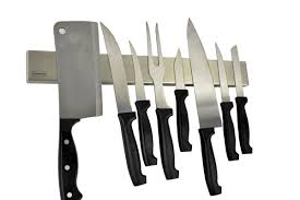 Magnetic Strips For Kitchen Knives 19 Space Saving Gadgets Under 60 That Every Kitchen Needs