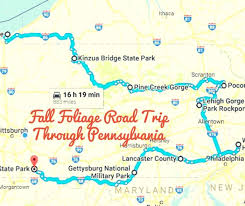 Pennsylvania travel media images Take this gorgeous fall foliage road trip to see pennsylvania like jpg