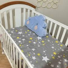 Junior Cot Bed Duvet Set Aliexpress Com Buy Cot Bed Cover Baby Bed Sheet Cotton 130