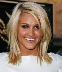 shoulder length hairstyles fine haired women in their 40s length haircuts for fine hair square face