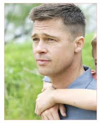 pictures of military neckline hair cuts for older men stylish men haircuts or brad pitt army haircut all in men