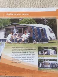 Walker Caravan Awnings Awning Full Size 930 Walker Esprit Posot Class