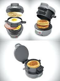 How To Use Hamilton Beach Breakfast Sandwich Maker An Easy Burger