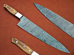 damascus steel kitchen knives knife full tang damascus steel twisted ck 7