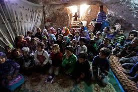 unicef siege nearly 500 000 living siege in syria unicef special